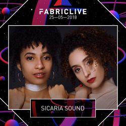 Sicaria Sound FABRICLIVE Promo Mix