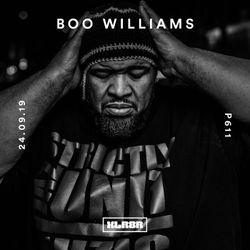 XLR8R Podcast 611: Boo Williams