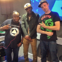 DJ MK & SHORTEE BITZ - KISS FM SEPT 24TH - SPECIAL GUEST WRETCH 32!!!