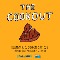 The Cookout 001: Rudimental x Gorgon City b2b