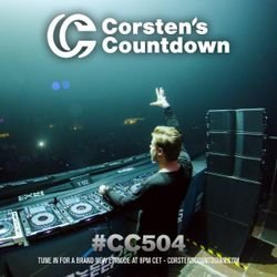 Corsten's Countdown - Episode #504