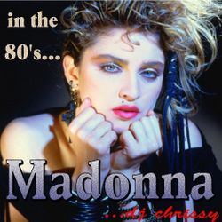 Madge...in the 80's