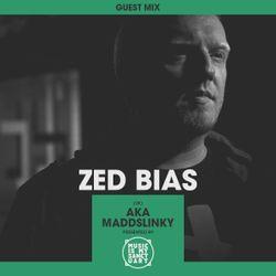 ZED BIAS aka MADDSLINKY (UK) - MIMS' Forgotten Treasures Series