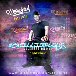 #3MillionPlays Celebration Mix // R&B, Hip Hop, Dancehall & Afrobeats // Twitter @DJBlighty