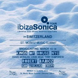 KINGS OF HOUSE NYC - ST. MORITZ MUSIC SUMMIT - 14 MARZO 2015
