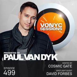 Paul van Dyk's VONYC Sessions 499 – Cosmic Gate & David Forbes