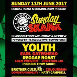 Youth @ Reggae Roast