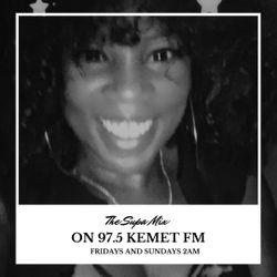 Kemet FM Supa MIx - 014 Old School (Late 90s & 2000s Hip Hop & RnB)