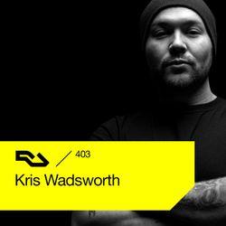 RA.403 Kris Wadsworth
