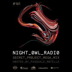 Night Owl Radio 161 ft. Secret Project 2018 Mega-Mix