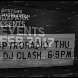 Bryan Gee featuring Dynamite MC (V Recordings) @ Boxpark Shoreditch - London (23.02.2017)