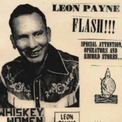 AD Presents: Ain't Nothin' To Me – The Music Of Leon Payne