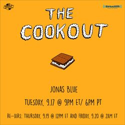 The Cookout 168: Jonas Blue