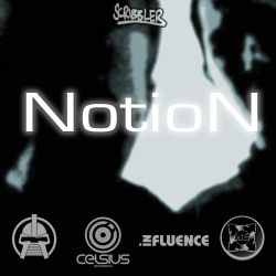 Scribbler: NOTION (NuDirections/Influence/Celsius)