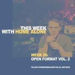 Week 26: Open Format Vol. 2
