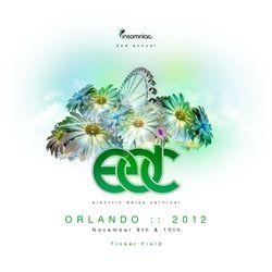 Tritonal - Live Set at EDC Orlando 2012