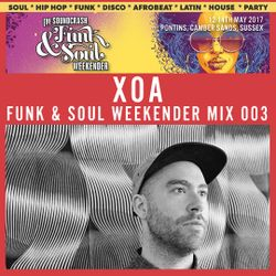XOA - Exclusive Funk & Soul Mix