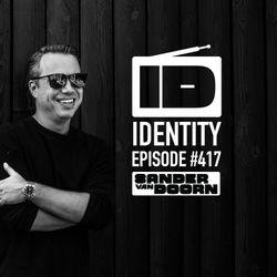 Sander van doorn - Identity #417
