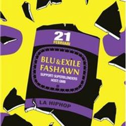 Blu X Fashawn Europe Tour Mix By Superblenders
