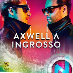 Axwell /\ Ingrosso LIVE @ Nameless Music Festival 2018 Italy (CUT)