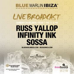 SOSSA - LIVE FROM BLUE MARLIN IBIZA - 24TH MAY
