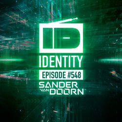 Sander van Doorn - Identity #548 (Including a Guestmix of FaderX)