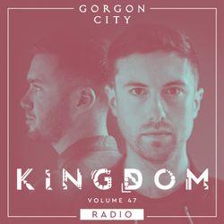 Gorgon City KINGDOM Radio 047 Live from Holy Ship (b2b Redlight & AC Slater)