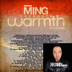 MING Presents Warmth 089 ft. Ron Reeser