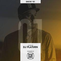 B-BOY BOUILLABAISSE - Show #01 (Hosted by DJ Platurn & Friends)