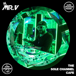 SCC450 - Mr. V Sole Channel Cafe Radio Show - Oct. 8th 2019 - Hour 2