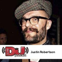 DJ Weekly Podcast: Justin Robertson