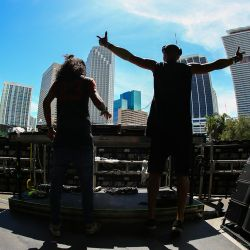 Sunnery James & Ryan Marciano @ Ultra Music Festival Miami 2014 - Main Stage