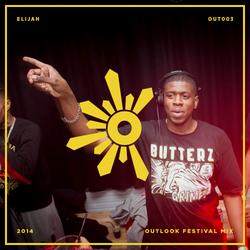 Elijah & Skilliam w/ D Double E: Outlook Festival 2014 mix series #3
