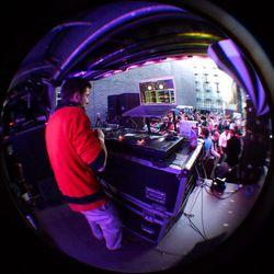 DJ Mylz - Live @ Swingamajig Festival 2013