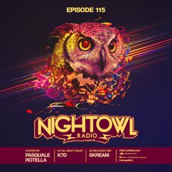 Night Owl Radio 115 ft. K?D and Skream