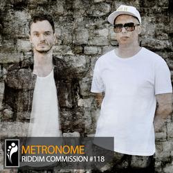 Metronome: Riddim Commission