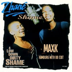 Zhané - Shame (MaxK. Hamburg with BB Edit)