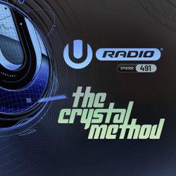 UMF Radio 491 - The Crystal Method