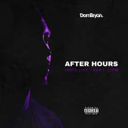 After Hours (Instagram Live Set) - Chilled R&B / Slow Jamz / Trapsoul - Follow @DJDOMBRYAN