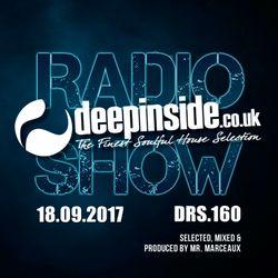 DEEPINSIDE RADIO SHOW 160 (Groove Assassin Artist of the week)