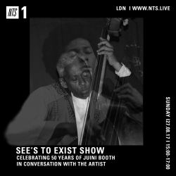 See's To Exist show - Celebrating 50 Years of Juini Booth - Show 157 - 27/8/17
