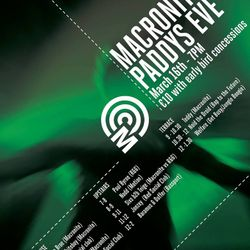 Jonezy - Live @ Macronite - Paddys Eve 16.03.14