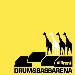 "Diffrent Music ""Drum&Bass Arena Guest Mix - Dec 2013"" [Dexta]"