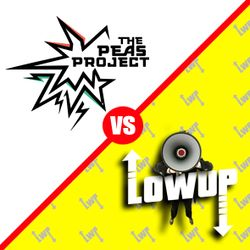 Dj Mellow - The Peas Project vs Lowup Records