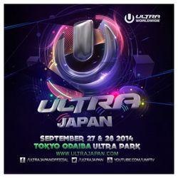 Ultra Japan 2014 MIX By BlackBunny