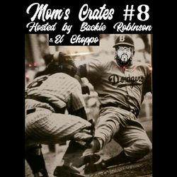 Mom's Crates #8 - Hosted by Back1 and El Choppo - HipHop Philosophy Radio
