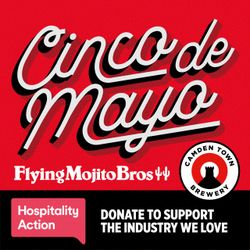 Cinco de Mayo mix (Camden Town Brewery exclusive)
