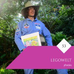 Phonica Mix Series 53: Legowelt