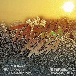 TABULA RASA - JANUARY 12 - 2016