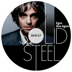 Solid Steel Radio Show 16/6/2017 Hour 2 - Egon (Now Again)